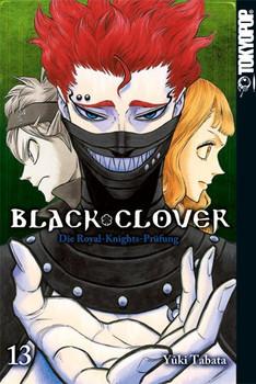 Black Clover 13 - Yuki Tabata  [Taschenbuch]
