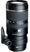 Tamron SP 70-200 mm F2.8 Di USD VC 77 mm Objectif  (adapté à Canon EF) noir