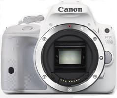 Canon EOS 100D wit