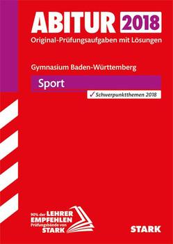 Abiturprüfung Baden-Württemberg - Sport [Taschenbuch]