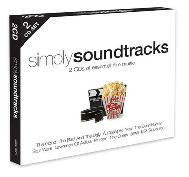 Various - Simply Soundtracks (2cd)