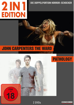 John Carpenter's The Ward / Pathology [2 in 1 Edition, 2 Discs]