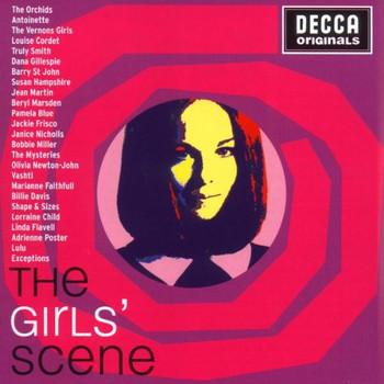Various - The Girls' Scene