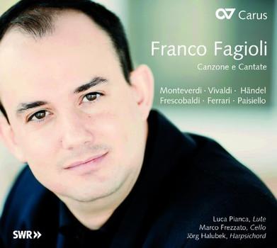 Franco Fagioli - Canzone e Cantate