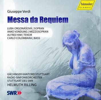 Rilling - Messa Da Requiem