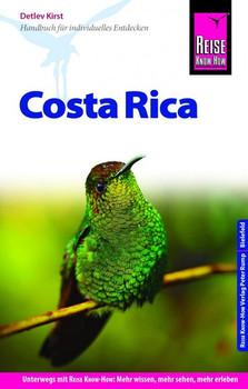 Reise Know-How Reiseführer Costa Rica - Detlev Kirst  [Taschenbuch]