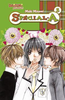 Special A 08: BD 8 - Maki Minami