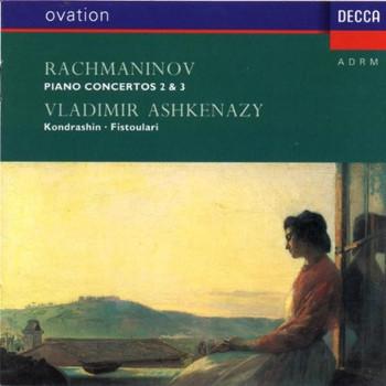 Ashkenazy - Klavierkonzerte 2+3