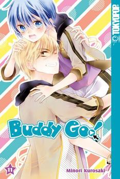 Buddy Go! 11 - Minori Kurosaki  [Taschenbuch]