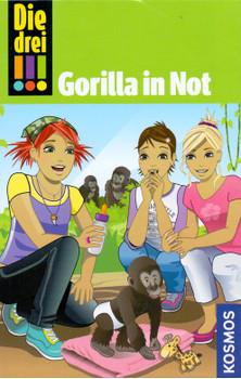Die drei !!!: Band 58 - Gorilla in Not - Ann-Katrin Heger [Gebundene Ausgabe]