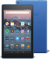"""Amazon Fire HD 8 8"""" 16 Go [Wi-Fi, modèle 2018 incl. offre spéciale] bleu"""