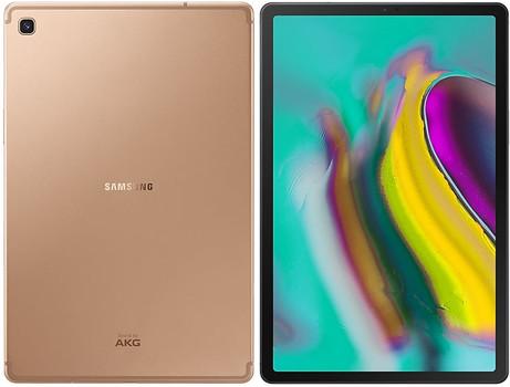 """Samsung Galaxy Tab S5e 10,5"""" 64GB [Wi-Fi + 4G] goud"""