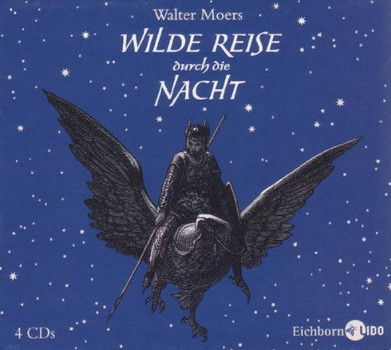 Wilde Reise durch die Nacht. Sonderausgabe. 4 CDs