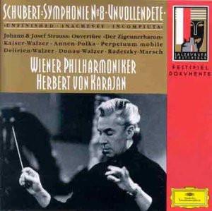 Karajan - Sinfonie 8/Walzer