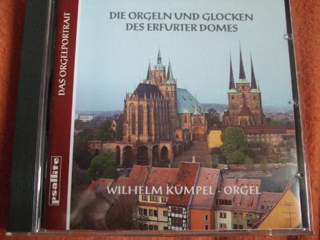 Die Orgeln und Glocken des Ent - Orgeln und Glocken des Erfurter Domes