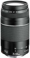 Canon EF 75-300 mm F4.0-5.6 II 58 mm filter (geschikt voor Canon EF) zwart