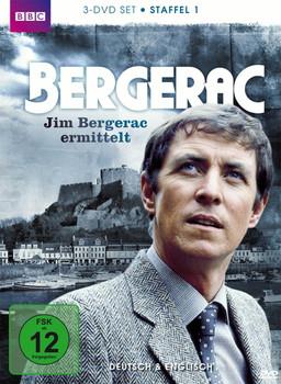 Bergerac - Jim Bergerac ermittelt: Staffel 1 [3 Discs]