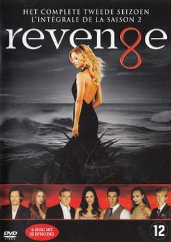 Revenge: Het Complete Tweede Seizoen [6 DVDs, NL Import]