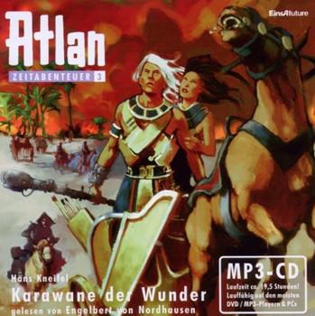 Atlan-Zeitabenteuer Reihe - Atlan-Karawane der Wunder