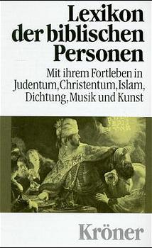 Lexikon der biblischen Personen - Martin Bocian