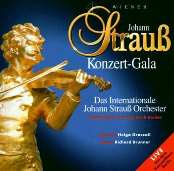 Erich Binder - Wiener Johann Strauß Konzert-Gala (Live Berlin März 1997)