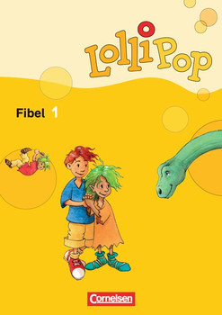 LolliPop Fibel - Neubearbeitung: LolliPop Fibel 1. Neubearbeitung: Leselehrgang mit Einleger (Anlauttabelle) - Wilfried Metze