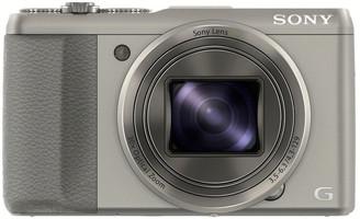 Sony DSC-HX50V plata