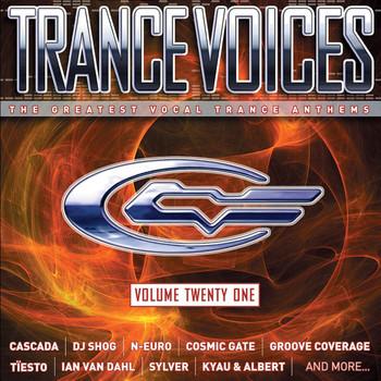 Various - Trance Voices Vol.21