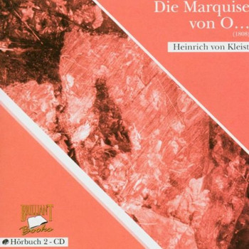 Die Marquise von O. 2 CDs.