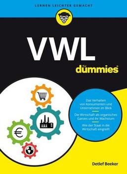 VWL für Dummies - Detlef Beeker [Taschenbuch]