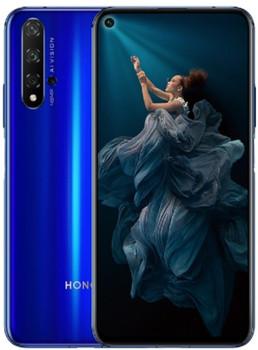 Huawei Honor 20 Dual SIM 128GB blauw