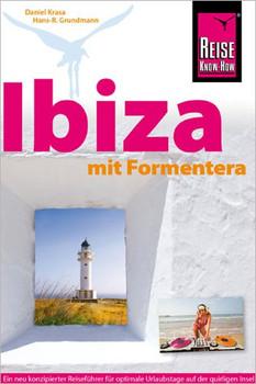 Ibiza mit Formentera - Daniel Krasa  [Taschenbuch]