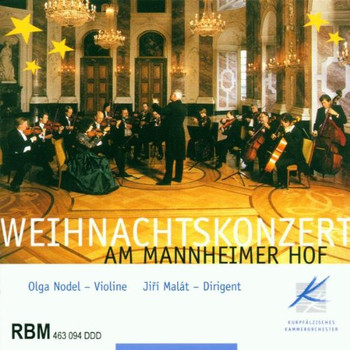 Jiri Malat - Weihnachtskonzert am Mannheimer Hof
