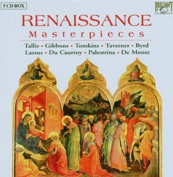 Various - Renaissance Masterpieces 5-CD