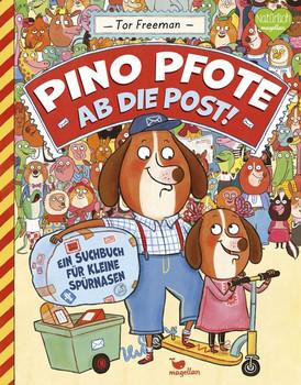 Pino Pfote – Ab die Post! – Band 2 - Tor Freeman  [Gebundene Ausgabe]