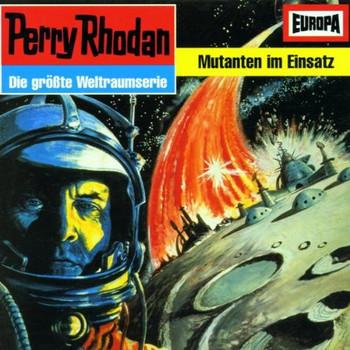 H.G. Francis - Perry Rhodan   6-Mutanten im