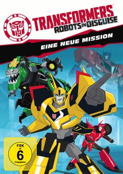 Transformers: Robots in Disguise - Eine neue Mission