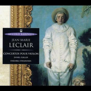 Cuiller - Konzerte für Violine