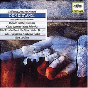 Rita Streich - Don Giovanni (Auszüge in deutscher Sprache)