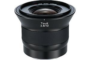 Zeiss Touit 12 mm F2.8 67 mm Obiettivo (compatible con Sony E-mount) nero