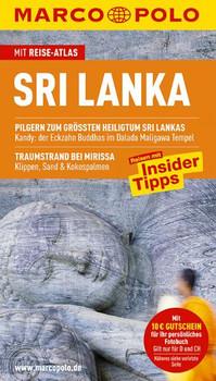 MARCO POLO Reiseführer Sri Lanka: Reisen mit Insider-Tipps. Mit Reiseatlas - Bernd Schiller