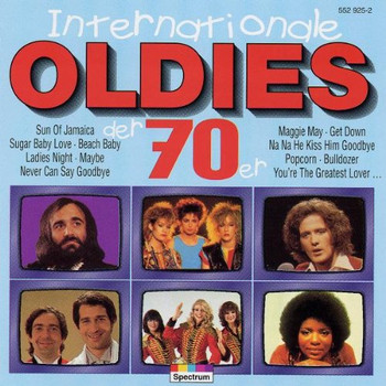 Various - Internat.70iger Oldies