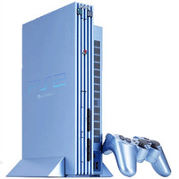 Sony PlayStation 2 [mando incluído] azul