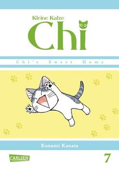 Kleine Katze Chi: Band 7 - Konami Kanata [Taschenbuch]