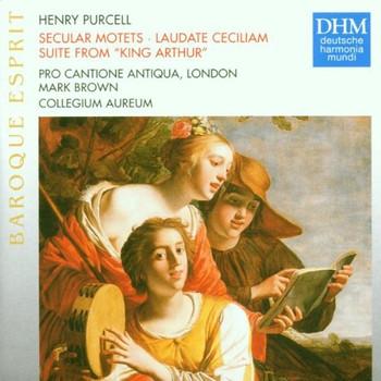 Collegium Antiqua - Baroque Esprit - Purcell