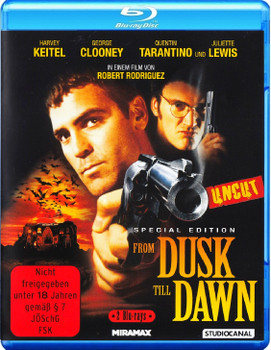From dusk till dawn  [Uncut, Special Edition]