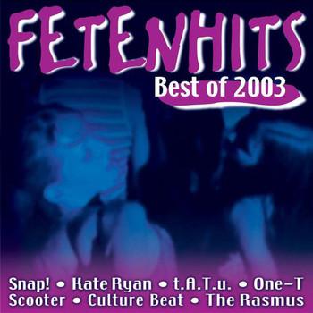 Various - Fetenhits Best of 2003