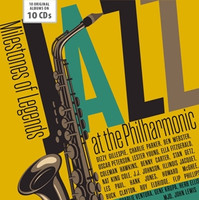 Various - Jazz at the Philharmonic [10 CDs]