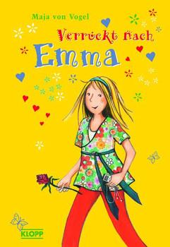 Verrückt nach Emma: Band 4 - Maja von Vogel