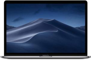 "Apple MacBook Pro avec Touch Bar et Touch ID 15.4"" (True Tone Retina Display) 2.6 GHz Intel Core i7 16 Go RAM 256 Go SSD [Mi-2019, clavier anglais, QWERTY] gris sidéral"